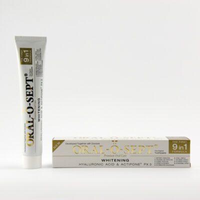 ORAL-O-SEPT Zubní pasta WHITENING The Original